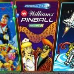 Pinball FX3 Williams Pinball: Volume 6 Logo
