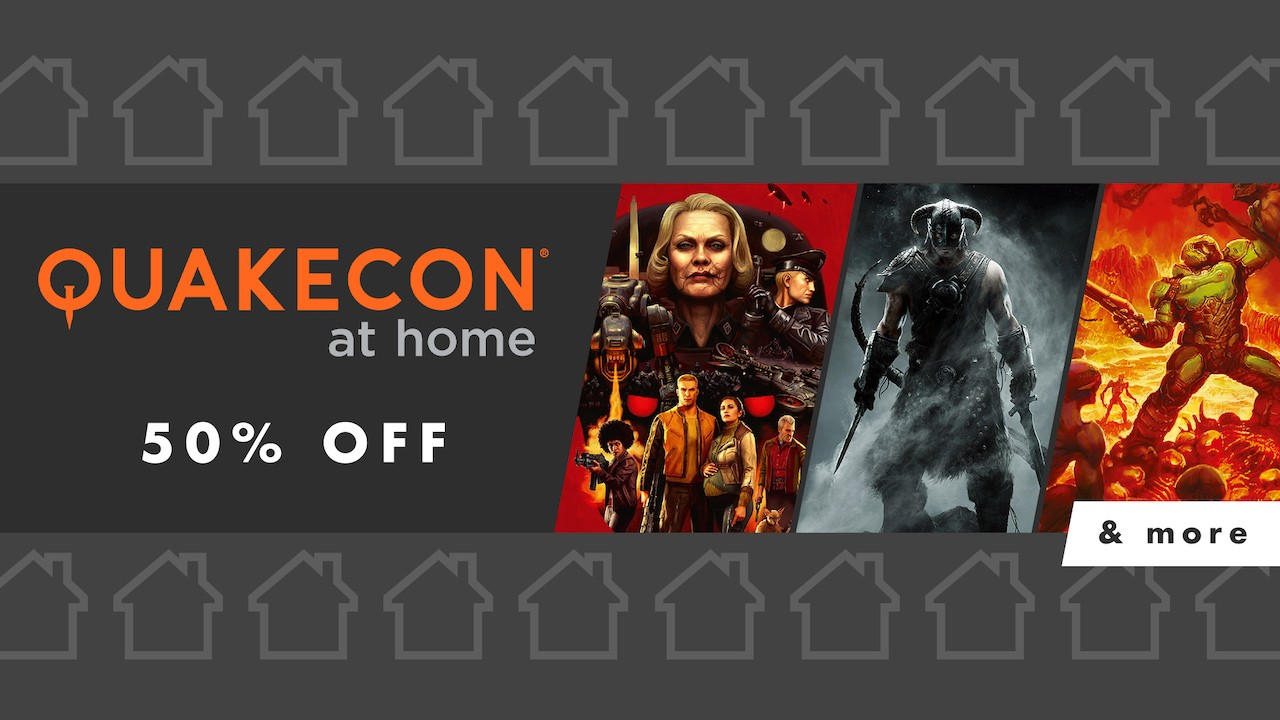 QuakeCon Sale 2020 Image