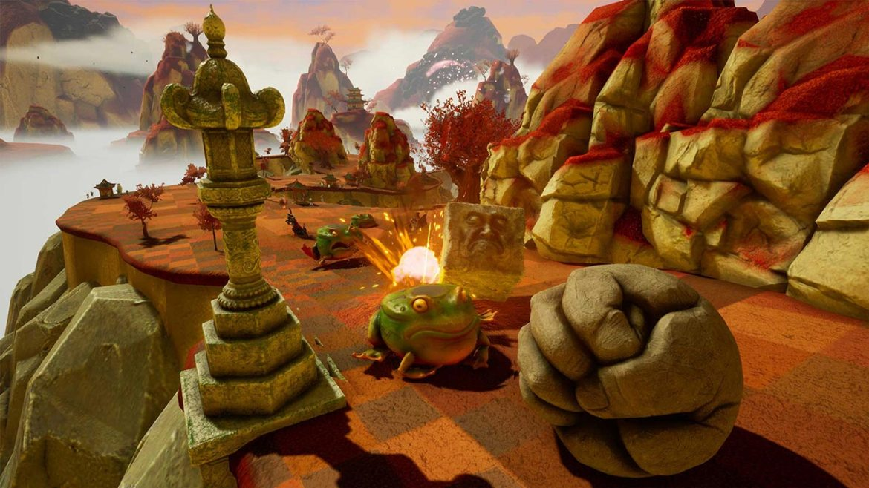 Rock Of Ages 3: Make And Break Review Screenshot 3