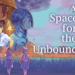 A Space For The Unbound Logo
