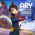Ary And The Secret Of Seasons Logo