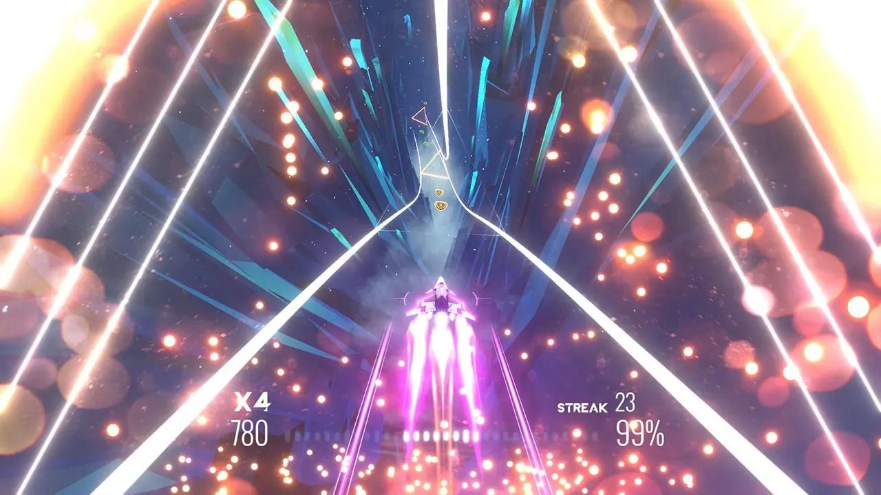 AVICII Invector: Encore Edition Review Screenshot 1