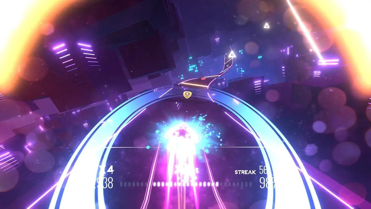 AVICII Invector: Encore Edition Review Screenshot 2