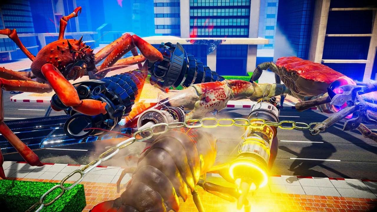 Fight Crab Review Screenshot 1