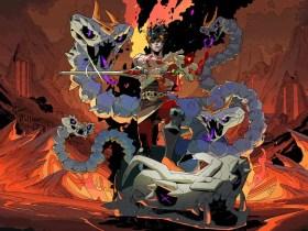 Hades Key Art