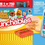 Lunchables Nintendo Switch Promotion Photo