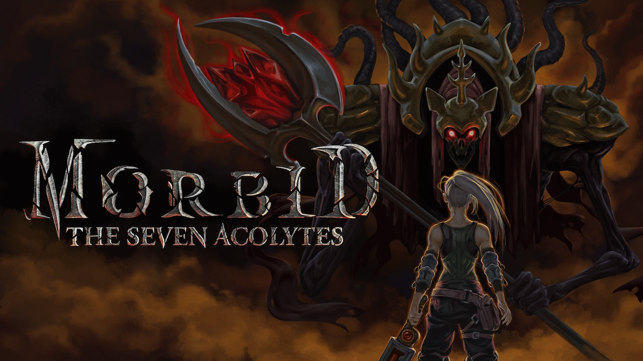 Morbid: The Seven Acolytes Logo