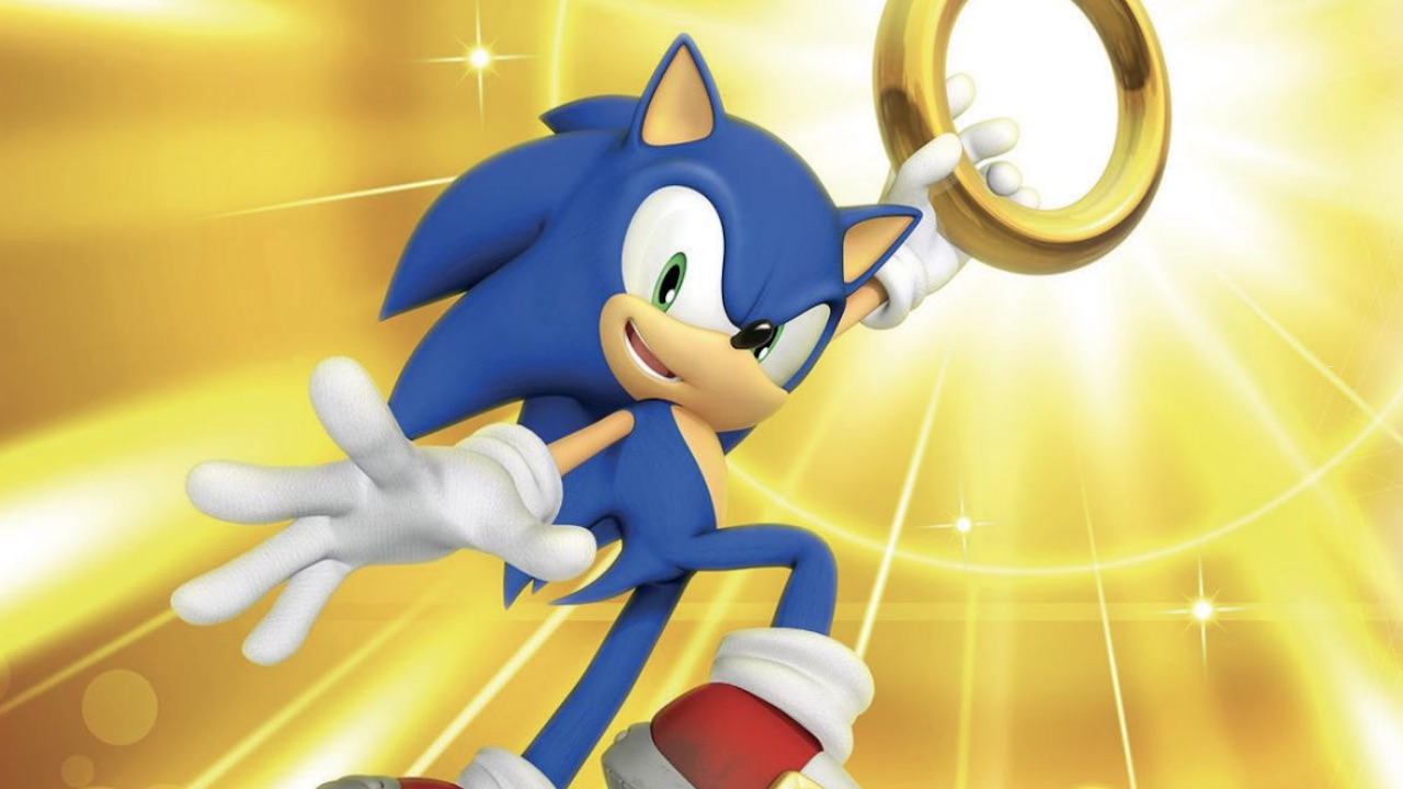 Sonic 30th Anniversary Image