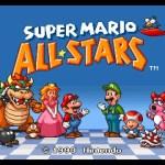 Super Mario All-Stars Screenshot