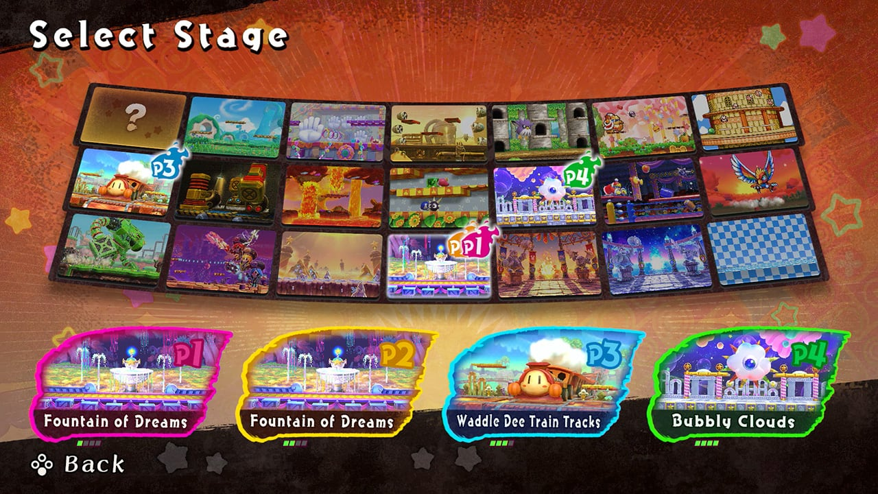 Kirby Fighters 2 Review Screenshot 2