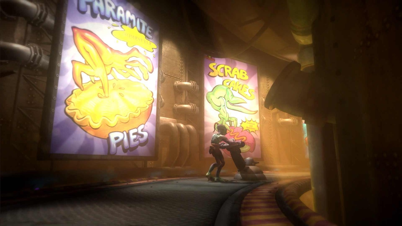 Oddworld: New 'N' Tasty! Review Screenshot 1