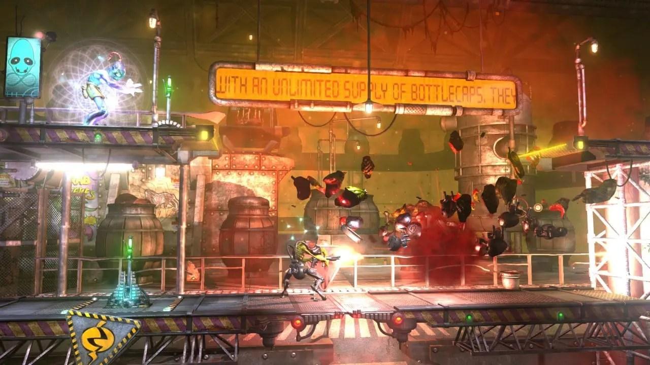 Oddworld: New 'N' Tasty! Review Screenshot 2