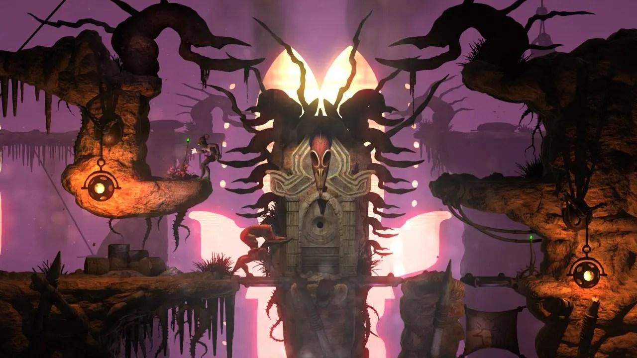 Oddworld: New 'N' Tasty! Review Screenshot 3