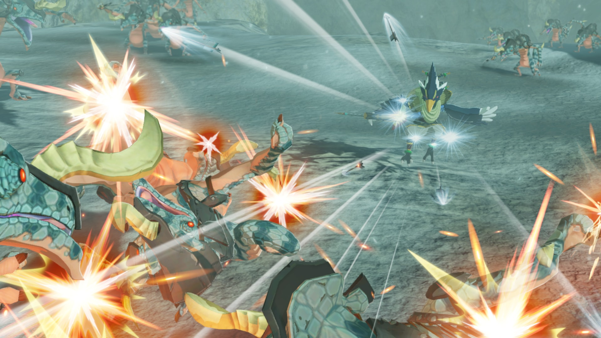 Hyrule Warriors: Age Of Calamity Review Screenshot 4