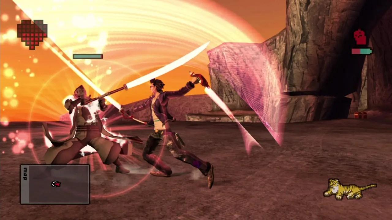 No More Heroes 2: Desperate Struggle Review Screenshot 1