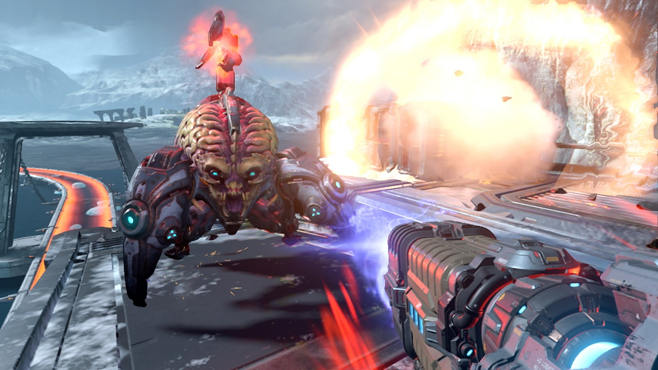 DOOM Eternal Review Screenshot 3