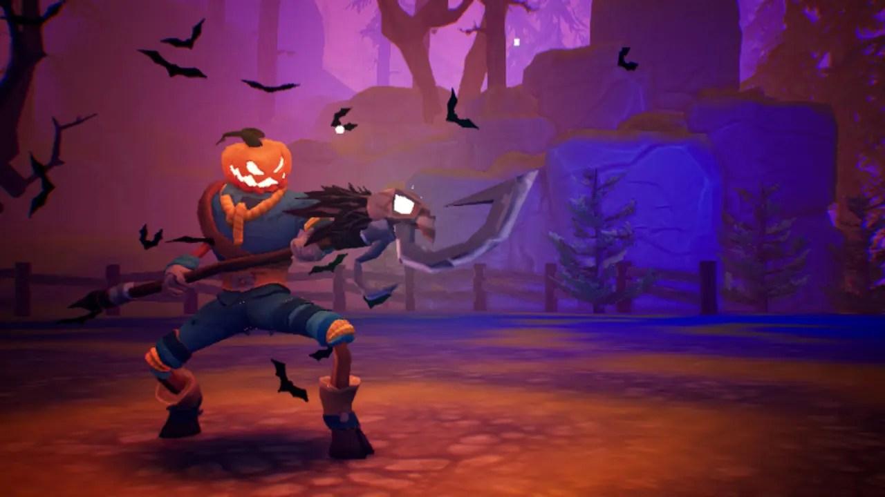 Pumpkin Jack Review Screenshot 1