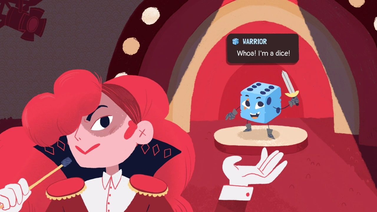 Dicey Dungeons Review Screenshot 1