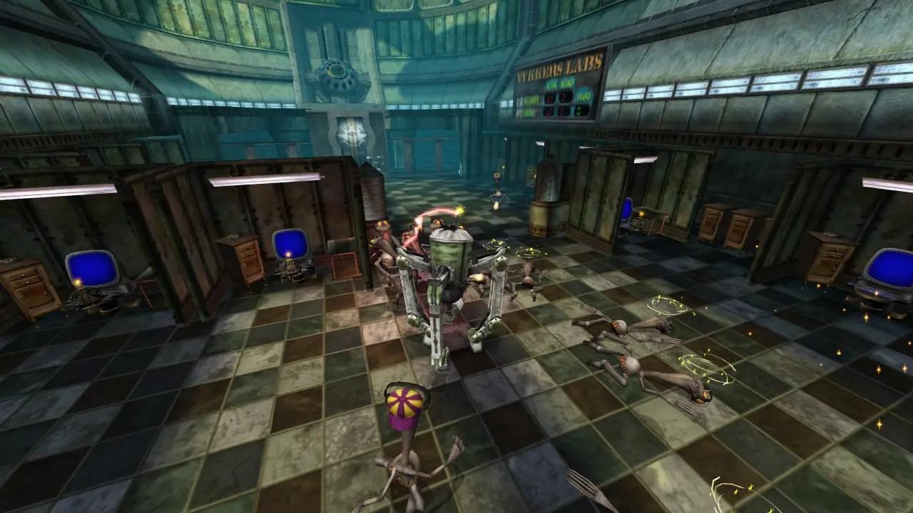 Oddworld: Munch's Oddysee Review Screenshot 3