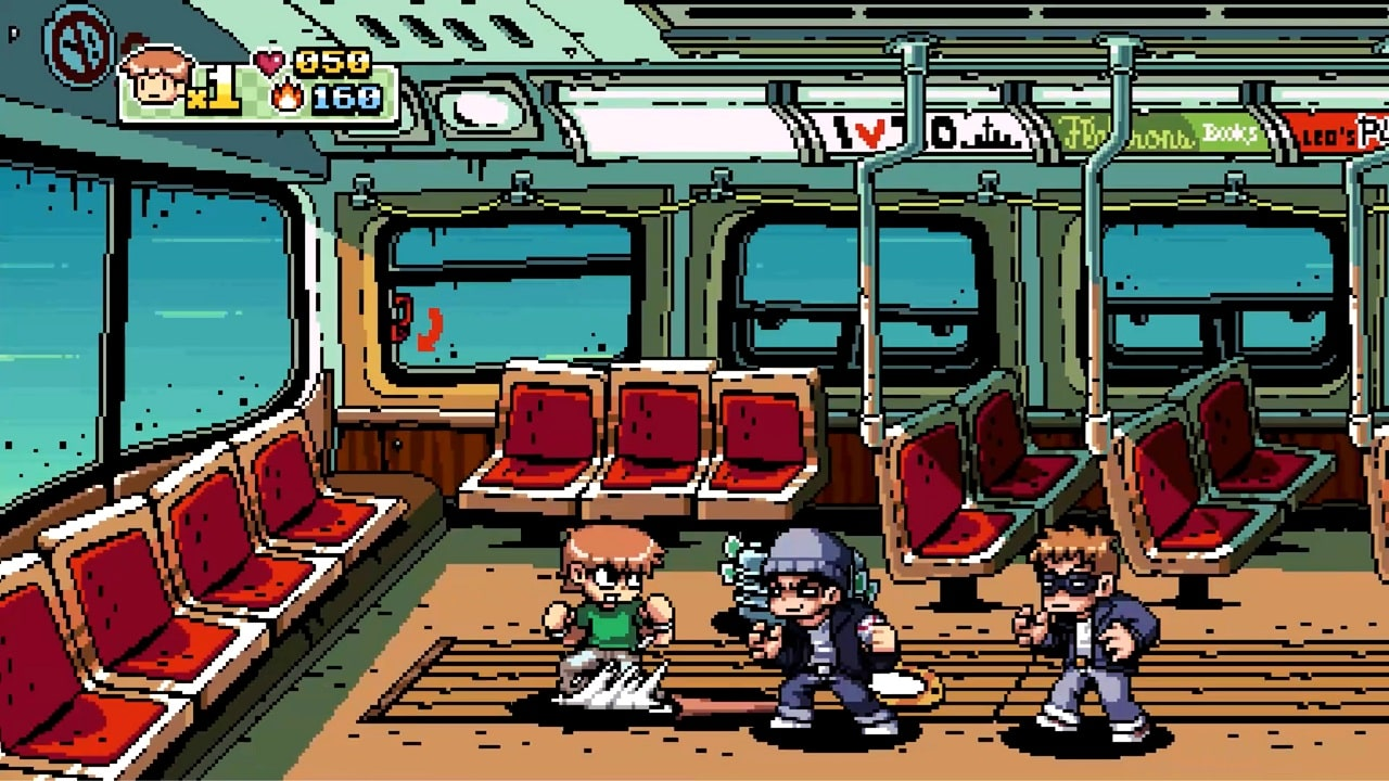Scott Pilgrim vs. The World: The Game Complete Edition Review Screenshot 1