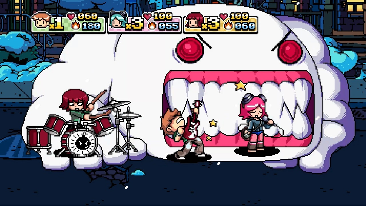 Scott Pilgrim vs. The World: The Game Complete Edition Review Screenshot 2