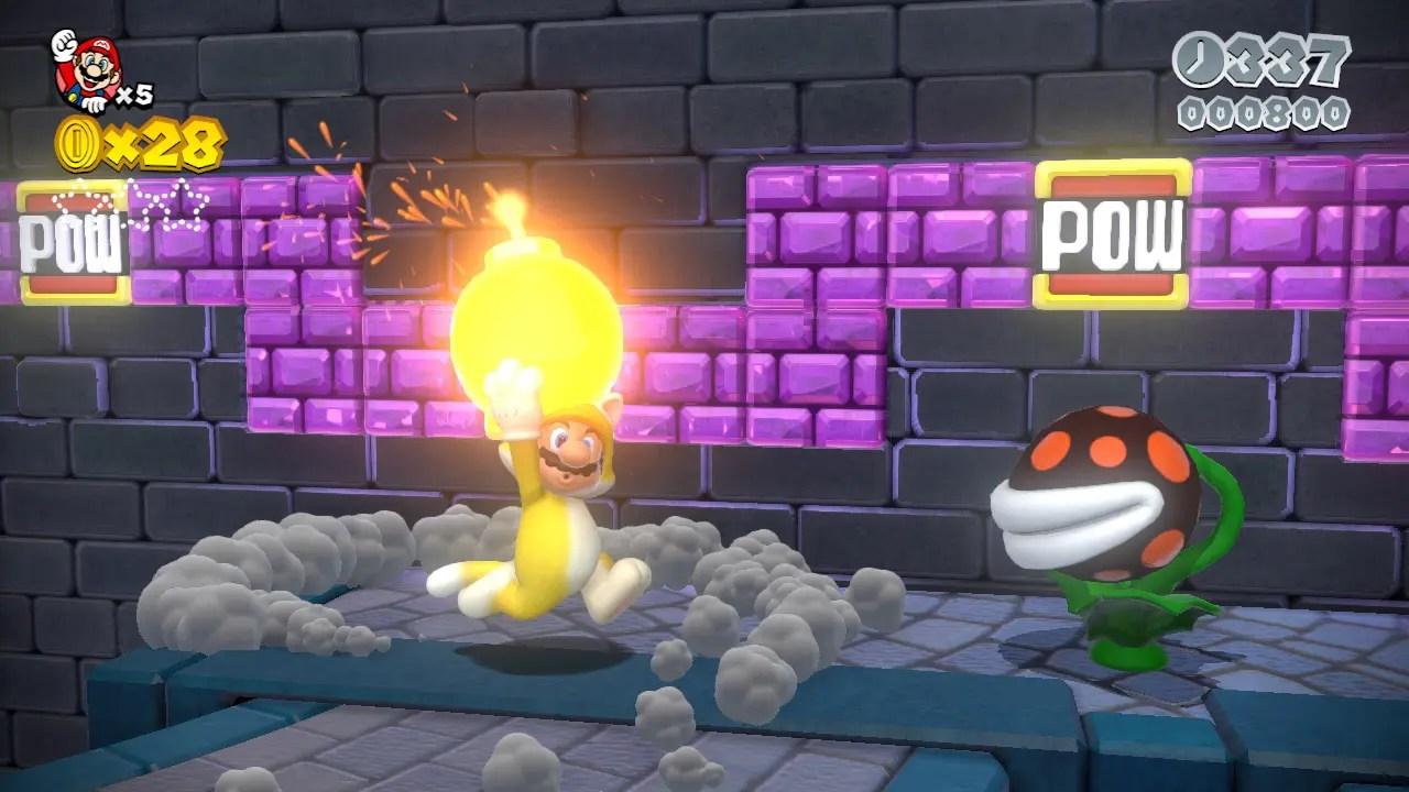 Super Mario 3D World Review Screenshot 4