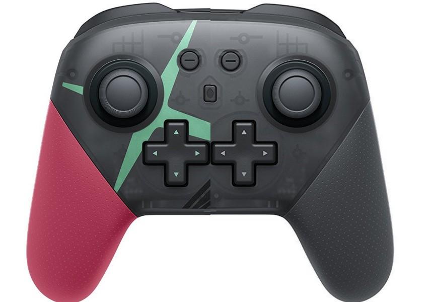 La Manette Nintendo Switch Pro Edition Xenoblade