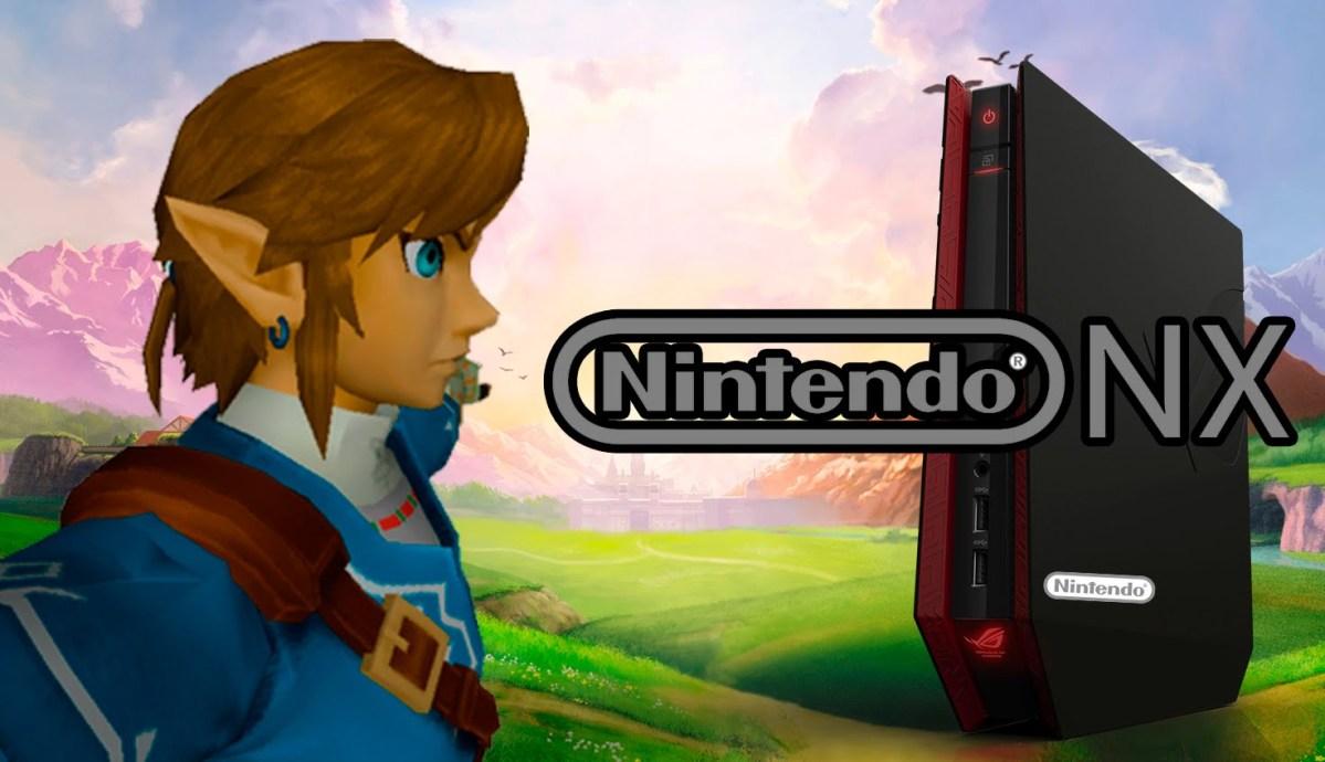 A quoi ressemblerait un Zelda sur NX ?
