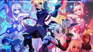 Azure Striker Gunvolt Striker Pack