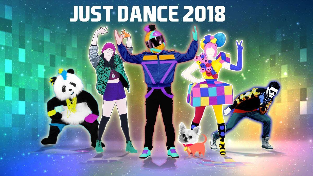 Just Dance 2018 Annonc Sur Nintendo Switch Wii U Et Wii