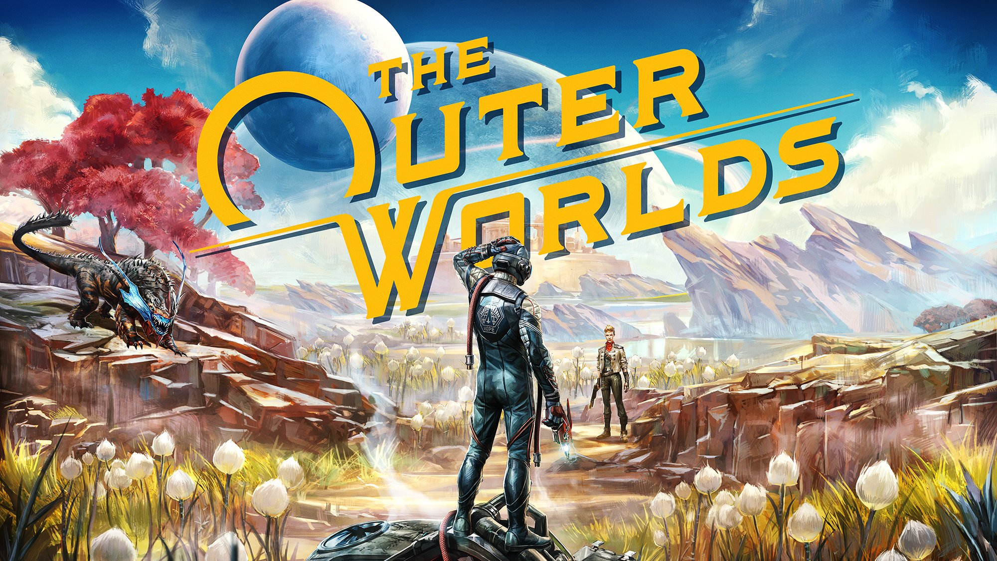 La version Switch de The Outer Worlds trouve une date de sortie