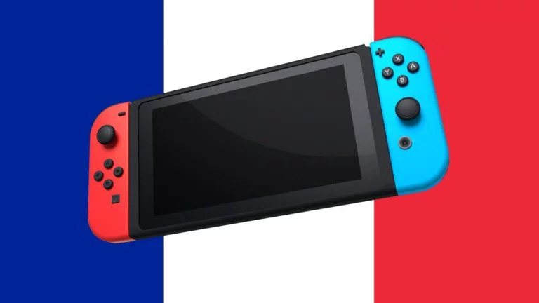 Bientôt les 5 millions de ventes — Switch en France