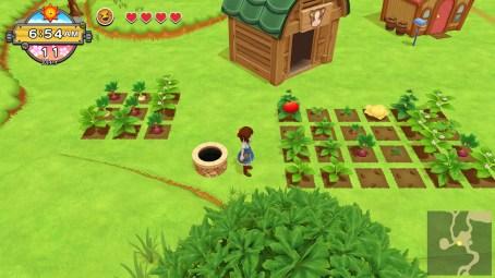 Harvest Moon Un Monde à Cultiver (1)