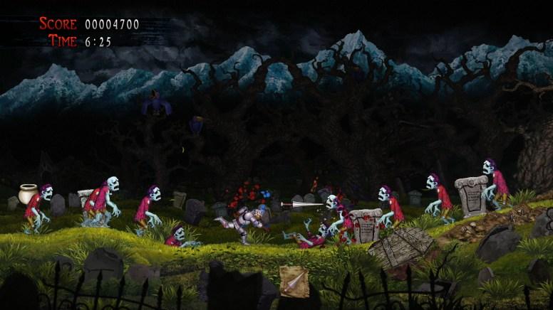 Switch_Ghosts 'n Goblins Resurrection_Screenshot_03