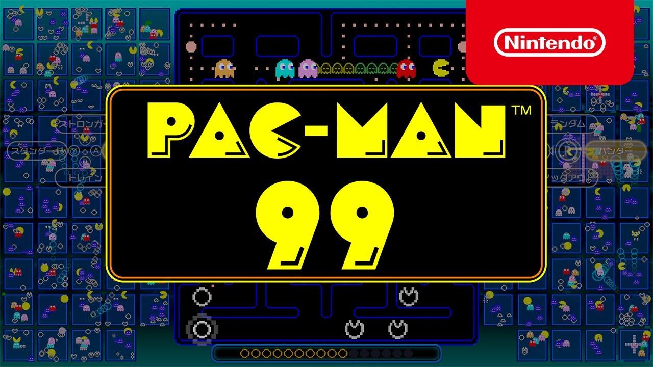 Pac-Man 99 annoncé sur Nintendo Switch, en presque free-to ...