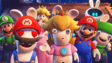 Mario + The Lapins Crétins Sparks of Hope