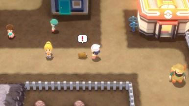 Pokémon Diamant Étincelant, Pokémon Perle Scintillante (21)
