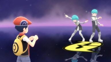 Pokémon Diamant Étincelant, Pokémon Perle Scintillante (3)