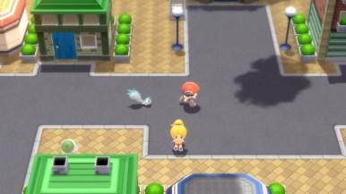 Pokémon Diamant Étincelant, Pokémon Perle Scintillante (34)