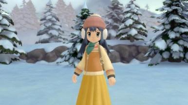 Pokémon Diamant Étincelant, Pokémon Perle Scintillante (36)