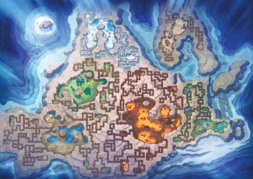 Pokémon Diamant Étincelant, Pokémon Perle Scintillante (7)