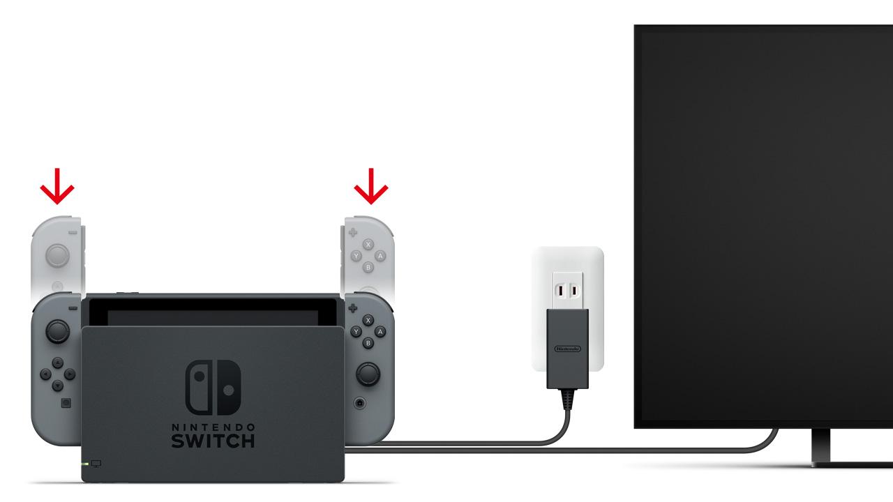 充電のしかた|Nintendo Switch サポート情報|Nintendo