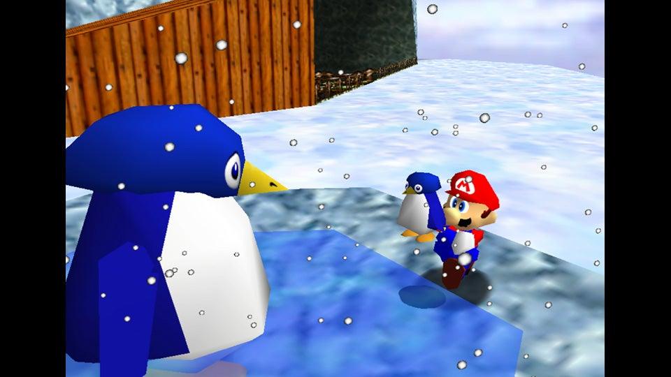 超級瑪利歐 3D 收藏輯:超級瑪利歐64 | Nintendo Switch | 任天堂