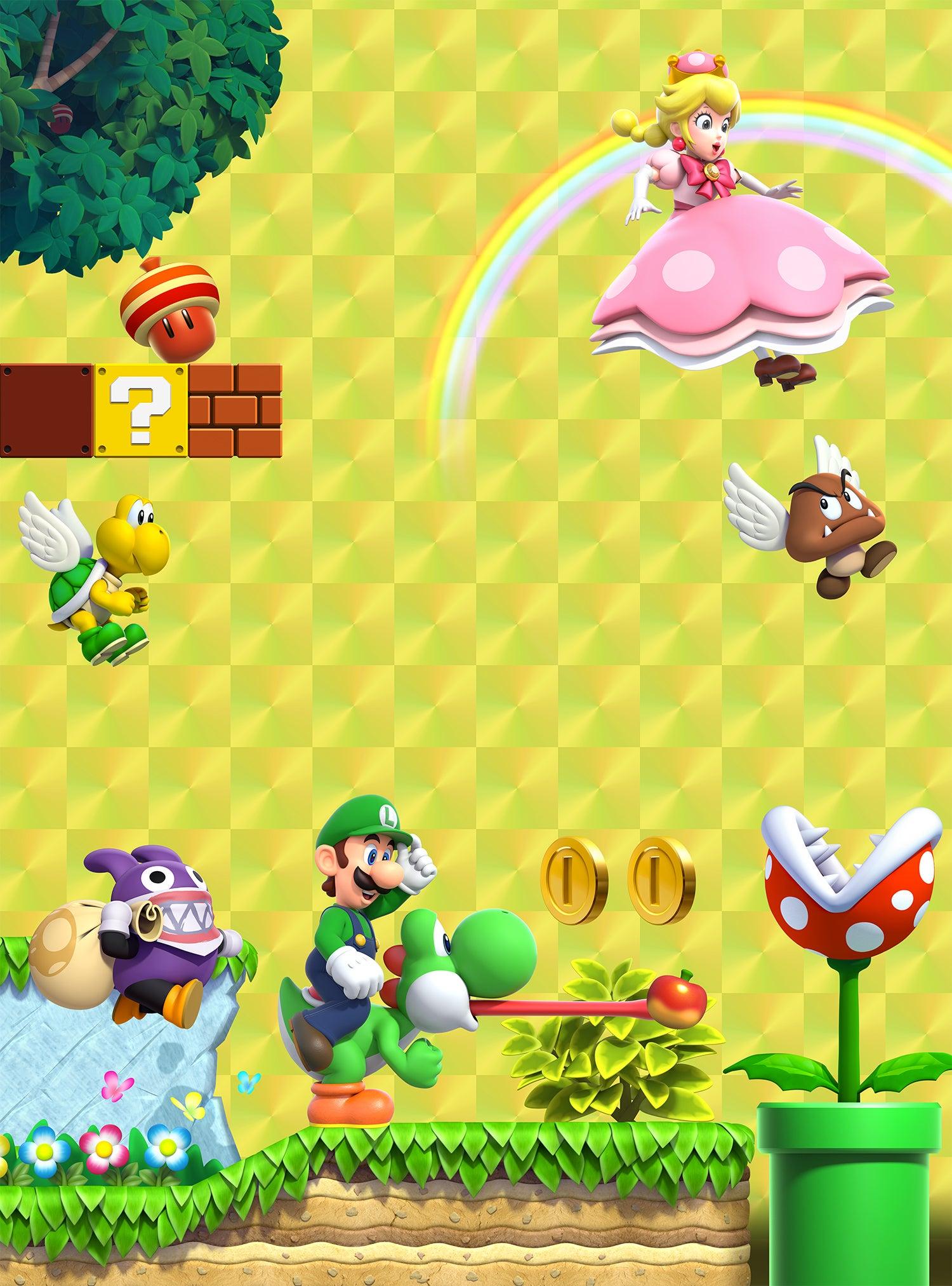 New 超級瑪利歐兄弟U 豪華版|Nintendo Switch|Nintendo
