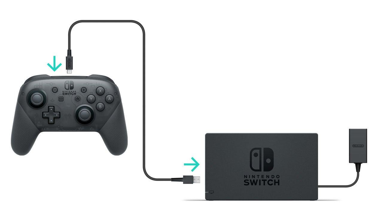 充電方法 Nintendo Switch支援資訊 Nintendo