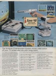NES Ad - 1986 Sears Wish Book - Page 523