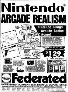 NES AD - Federated - 11-09-1986 - OC Register - Credit Frank Cifaldi