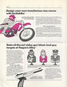 Nintendo Fun Club News - Winter 1987 - Page 2
