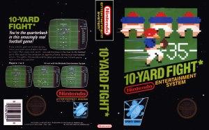 10-Yard Fight Box