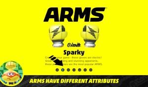 Arms-Sparky